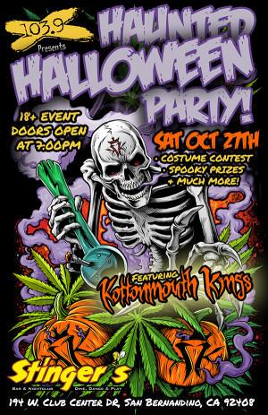 Kottonmouth Kings Halloween...