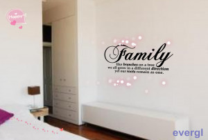 ... -Together-Love-wall-Vinyl-Sticker-Home-Decal-Room-quote-Decor-Art-DIY