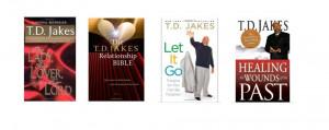 Bishop T.D. Jake's Books