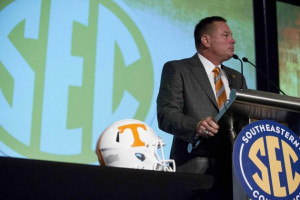 Tennessee Football: Best Quotes and Key Takeaways from SEC Media Days