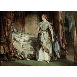 Lady Macbeth Guilt Quotes