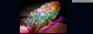 Rainbow Weed Cover