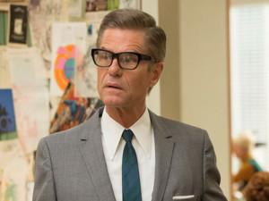 Harry Hamlin , who plays Jim Cutler on AMC's Mad Men , talks about ...