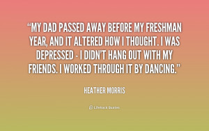 passing away quotes