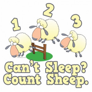 cant_sleep_count_sheep_cute_cartoon_design_photosculpture ...