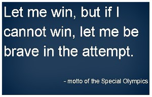Special Olympics Quotes