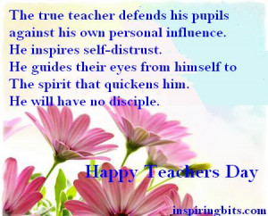 To Use the Teachers Day Images, click on Text Box under the image then ...