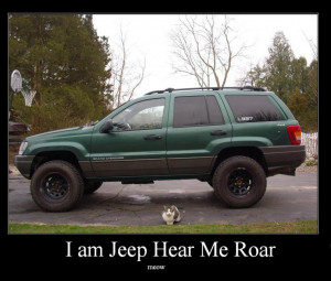 Jeep Sayings and Quotes