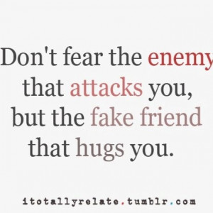 Homewrecker Quotes and Sayings | Dont Fear the Enemyyyy. . . | QUOTES ...