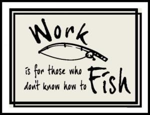 Fishing -Work Fish-fish, fishing, work, dad, father, sport, hobby ...
