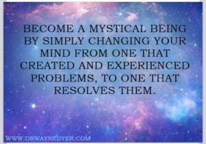 Mystical!