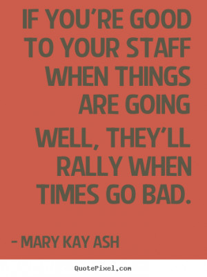 motivational quotes for restaurant staff