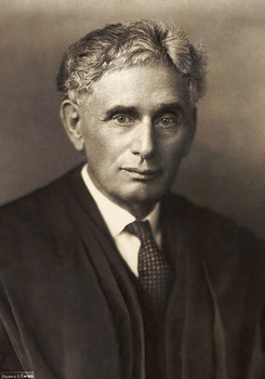 Louis Brandeis became America's first Jewish Supreme Court Justice in ...