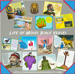 ... the student Bible verses also include the full page teacher's visual