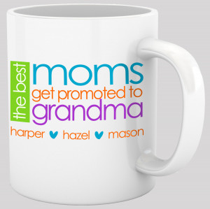 Cute Great Grandma Quotes Coffee mug grandma - fun