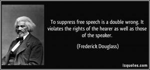 Free Speech Quotes