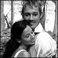 Daniel Johns and Natalie Imbruglia Photo