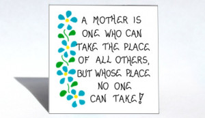 Magnet - Mother - Quote, Mom, Mommy, Mama, parent, love, special ...