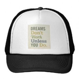 Motivational Quotes Mesh Hats