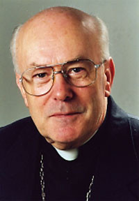 Godfried Danneels Archbishop