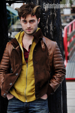 Daniel Radcliffe Has 'Horns'