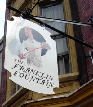 FRANKLIN FOUNTAIN