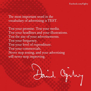 ... Creative Quotes From David Ogilvy Cannes 10 25 Best Advertising