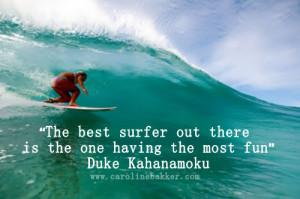 Famous Surfer