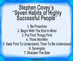 quote of the day on success # stephencovey