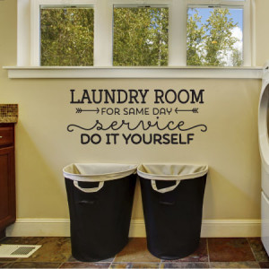 Discount BLACK Do It Yourself Wall Decal
