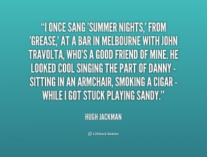 Quotes And Sayings About Summer Nights ~ Summer Nights Country Song ...