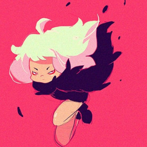 little colored Lis from Bryan Lee O'Malley's Seconds!