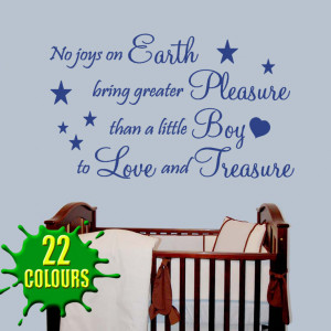 Go Back > Gallery For > Baby Boy Quote