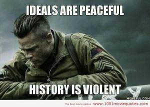 Fury Movie Quotes