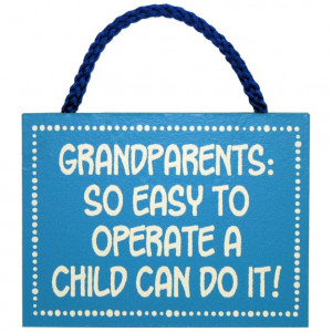 Funny Quotes Grandparents...