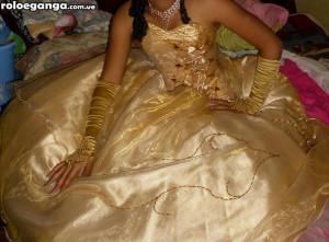 vestido de 15 a os vendi mi vestido de 15 a os solo una postura