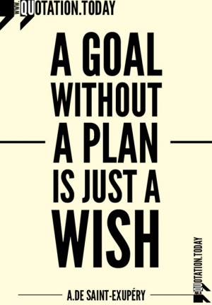 future goals quotes
