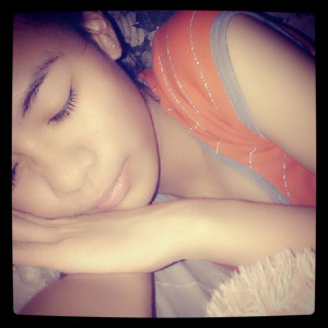 girl, instagram, pretty, sleep