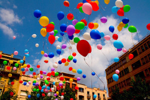 balloon, beautiful, color, cool, cute
