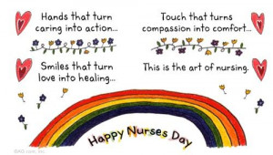 National Nurses Day Celebration Poem