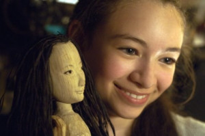 Still of Jodelle Ferland in Pictures of Hollis Woods (2007)