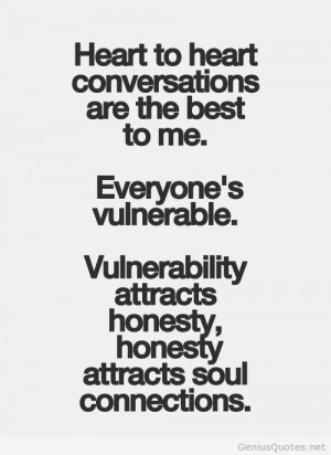 Heart to heart conversations Image