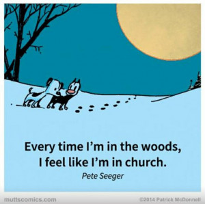 Pete Seeger quote
