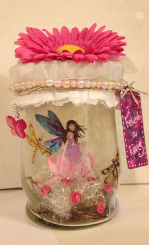 ... Fairies Gardens, Capture Fairies Jars, Fairies Hands Pick, Fairies