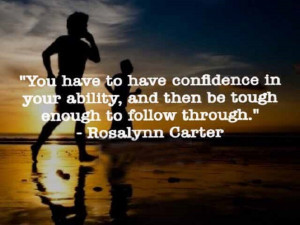 Have Confidence Quotes