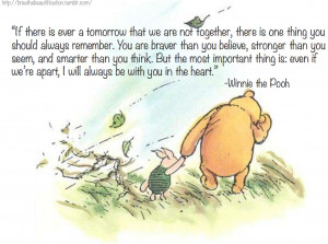 FunMozar – Famous Winnie The Pooh Quotes