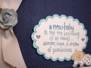 Baby Shower Card Sayings, Baby Shower Blessings,