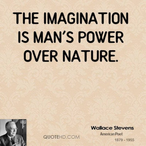Wallace Stevens Quote shared from www.quotehd.com