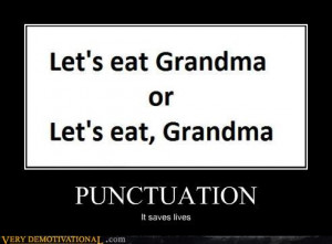 For Those About To Punctuate (Correctly), We Salute You: The Best ...