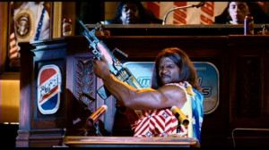 Idiocracy: Flawed comedy or terrifyingly prescient science fiction?